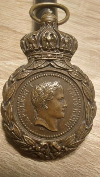 Médaille Sainte-Hélène 20210220