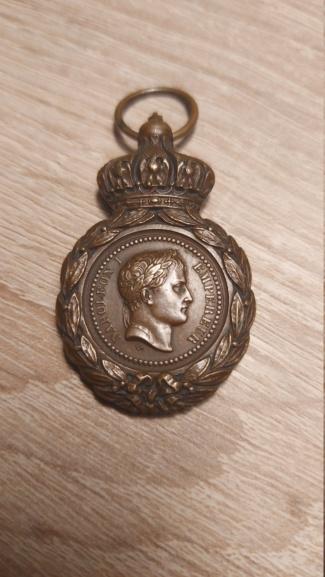 Médaille Sainte-Hélène 20210222
