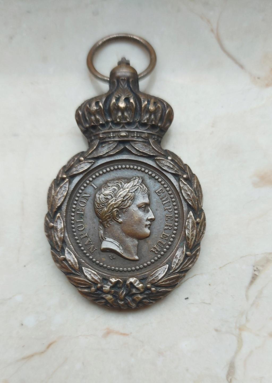 Médaille Sainte-Hélène 20210230