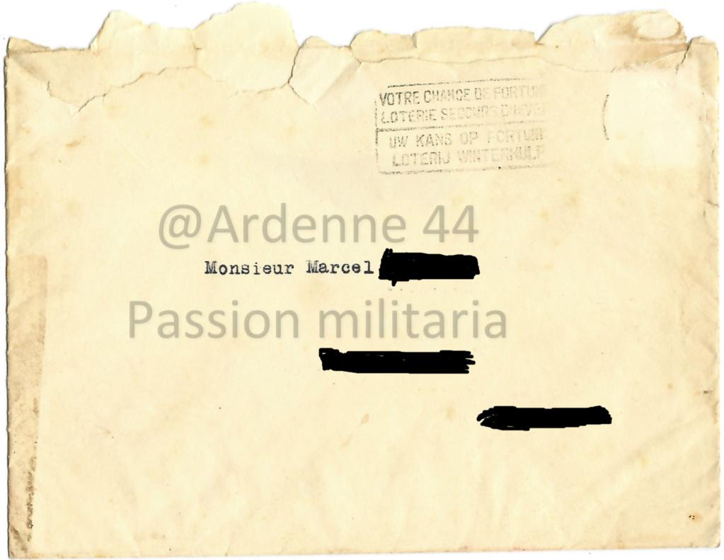 Tract Léon Degrelle Envelo12