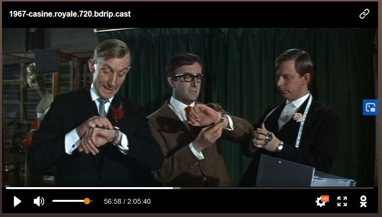 Toutes les montres de James Bond... - Page 16 Dfdf11
