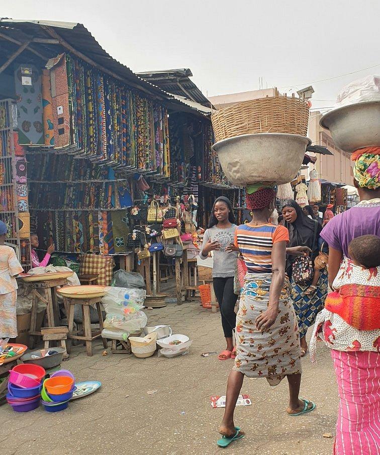Mercado Dantokpa, el mercado más grande de África del Oeste  09fa6310
