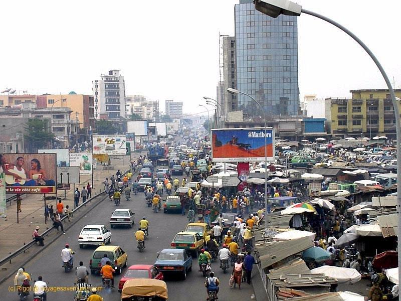 Mercado Dantokpa, el mercado más grande de África del Oeste  5c832f10