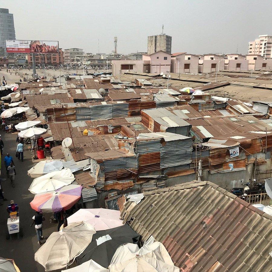 Mercado Dantokpa, el mercado más grande de África del Oeste  9c41c310