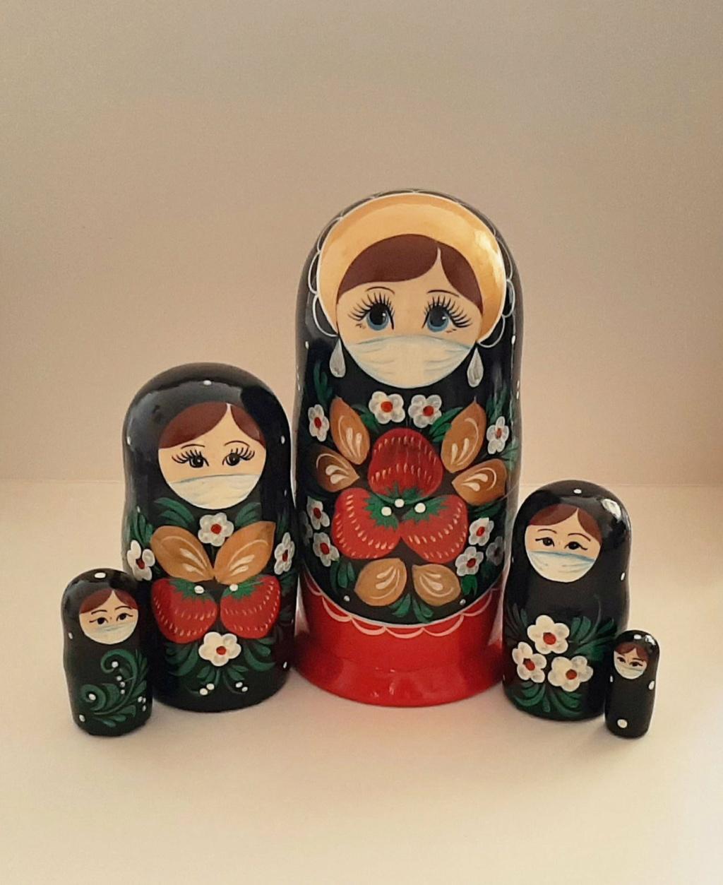 Muñecas rusas, matrioskas, mamushkas C15b6610