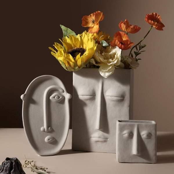 Floreros Cubism10