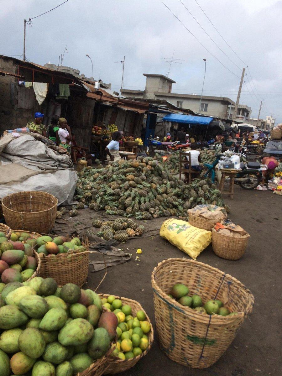 Mercado Dantokpa, el mercado más grande de África del Oeste  D3720410