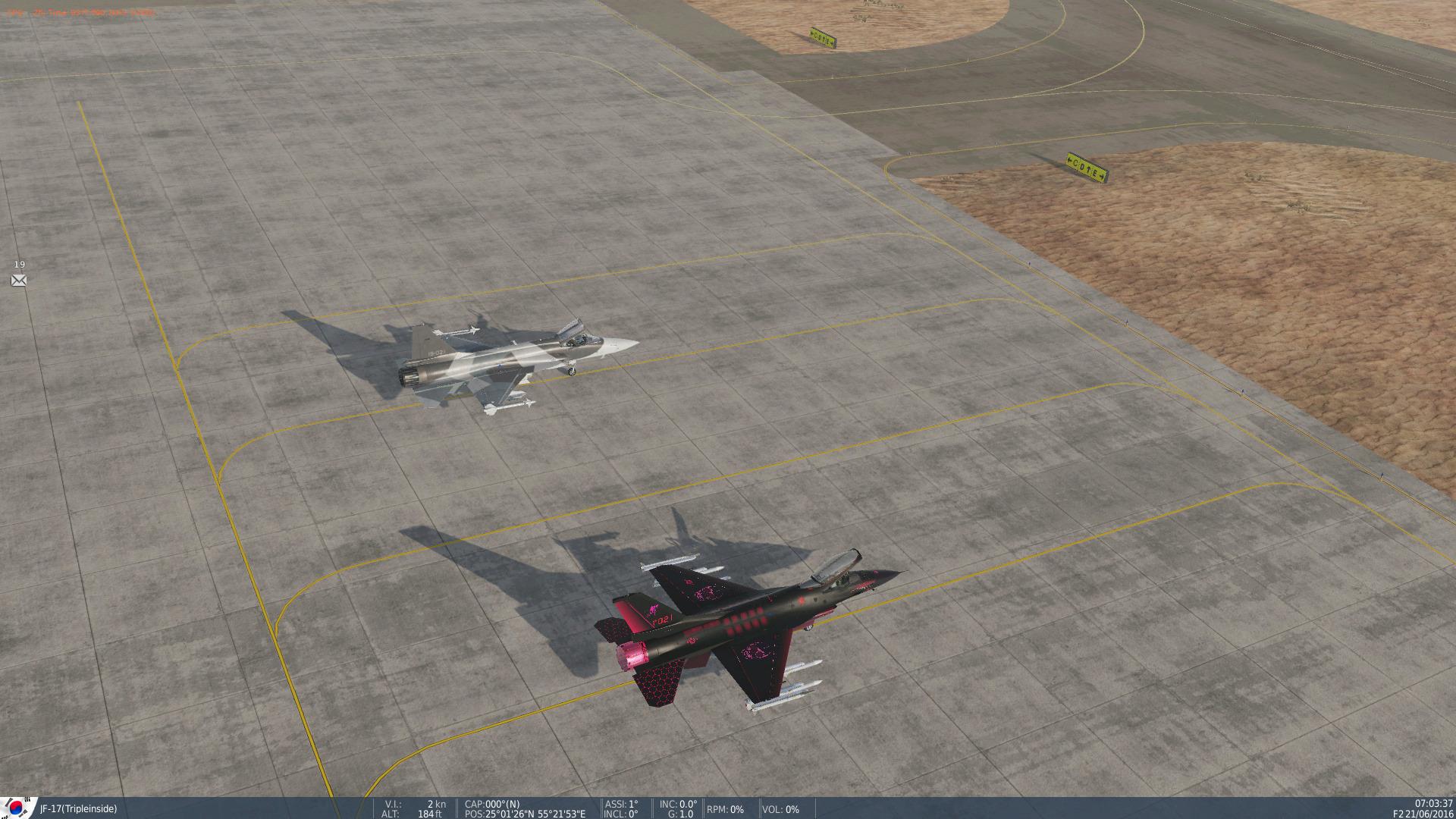 quelques screen des dernieres missions.... Screen23