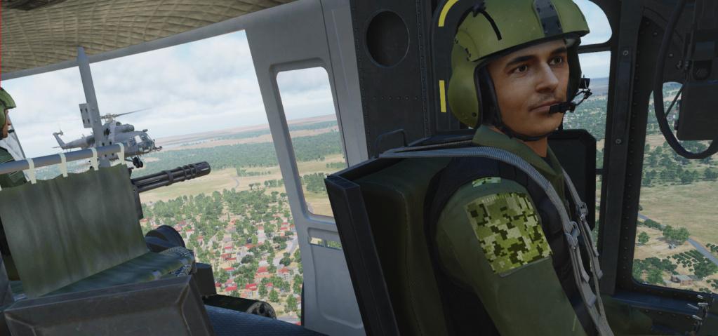 École de Simulation de Combat Aérien - DCS World - Portail Screen30