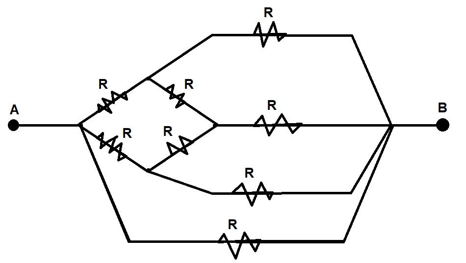 Questão de sistemas de resistores Untitl10