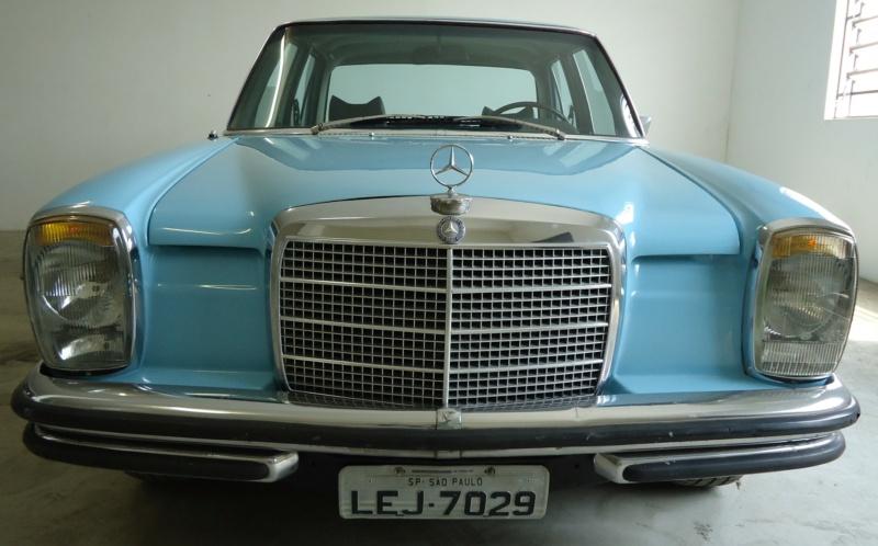 "W114 1971 250 Sedan - ""Celeste II""  Frente11"