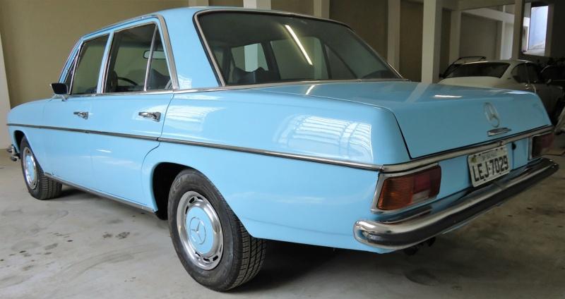 """W114 1971 250 Sedan - """"Celeste II""""  Latdir10"""