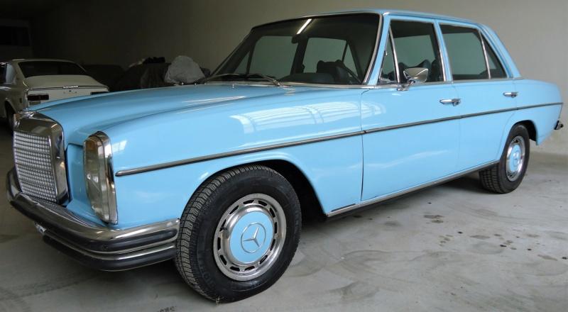 "W114 1971 250 Sedan - ""Celeste II""  Latesq11"