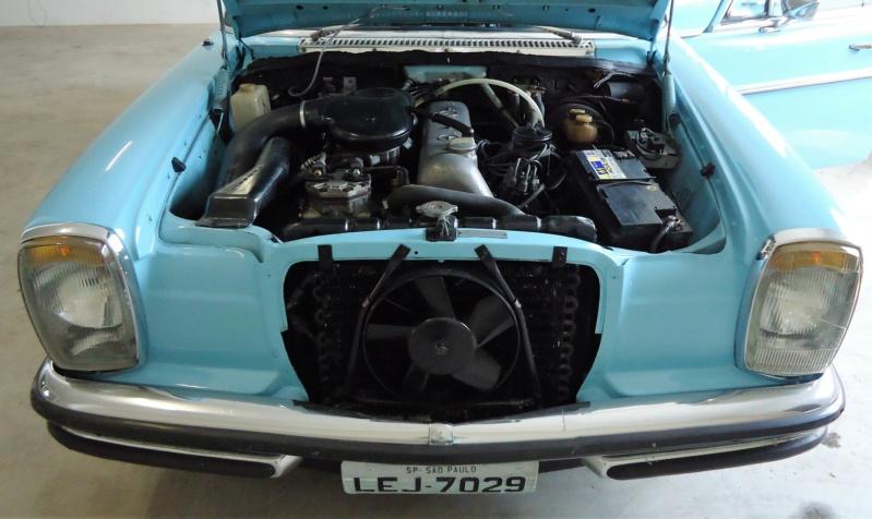 "W114 1971 250 Sedan - ""Celeste II""  Motor10"