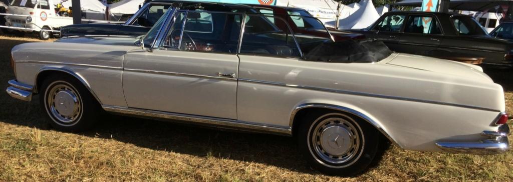 W111 1963 220SE Cabriolet - Black-tie Semcap10