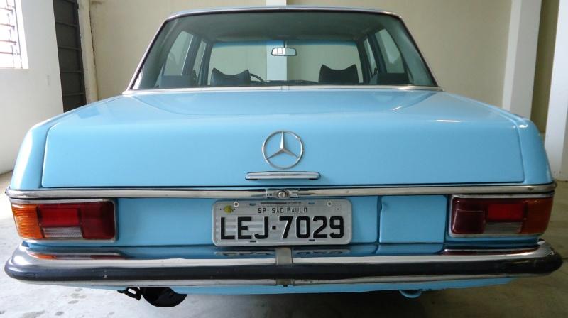 "W114 1971 250 Sedan - ""Celeste II""  Tras10"