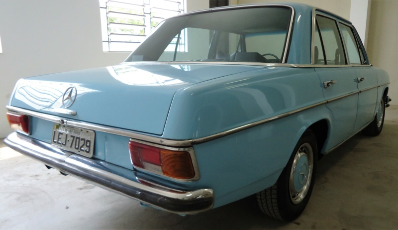 """W114 1971 250 Sedan - """"Celeste II""""  Trasla10"""