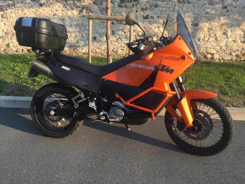 [vds] KTM 990 adventure abs 2009 Dec34410