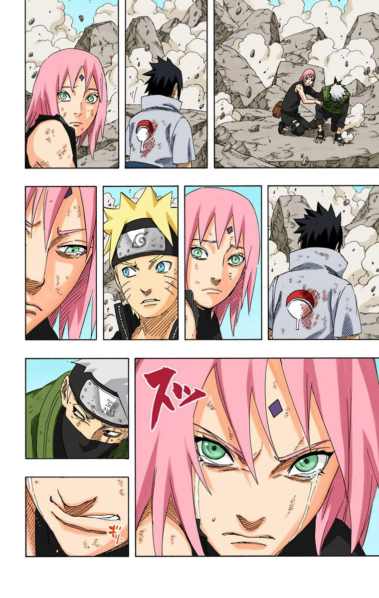 Transtornos mentais dos personagens de Naruto 04510