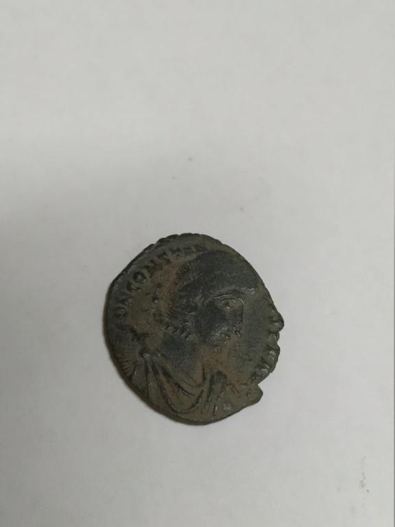 AE3 de Constancio II. FEL TEMP REPARATIO. Aquilea 16127212