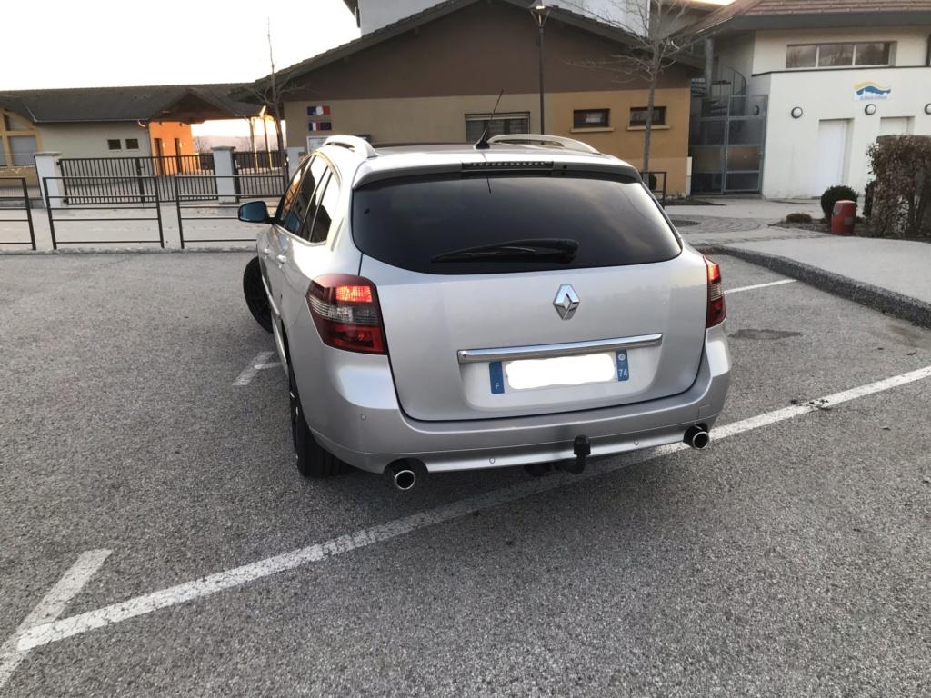 [Margar] Laguna III.2 Estate GT 2.0 dCi 130 210