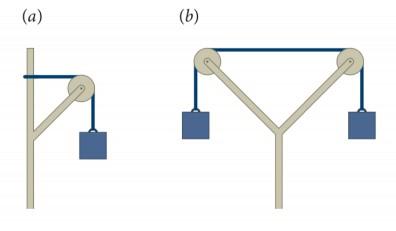 A tração é maior em qual das cordas? Justifique Screen10