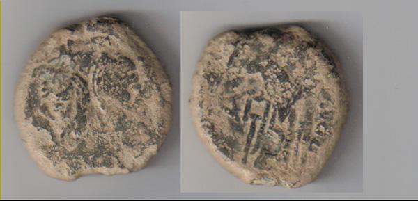 As Romano de Jano Bifronte (S. II a.C) Jno_210