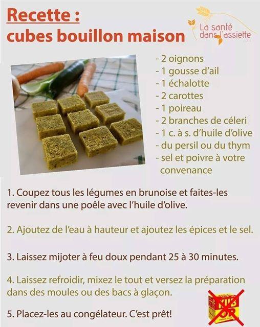 bouillon en cube maison Cube_m10