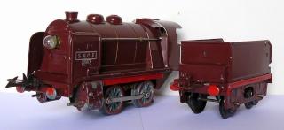 Locomotives à vapeur électriques Train_13