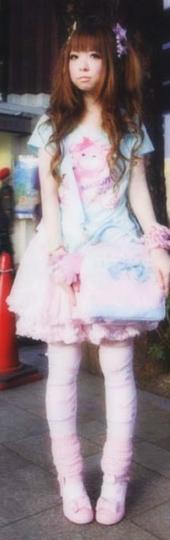 Voici le Fairy Kei ~ Tumblr10