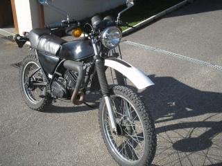 DTMX 125 cc MEMBRES : Personnalisées 0021011
