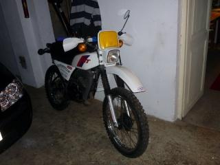 DTMX 125cc Membres / Modèles endurisés 10001910