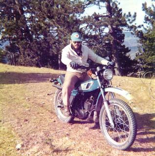 DTMX 250 et 400cc Membres 400dtm10
