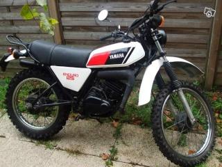 DTMX 125cc Membres / Mod. 1978 42321010