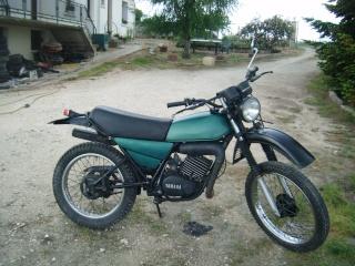 DTMX 125 cc MEMBRES : Personnalisées Dscf0011