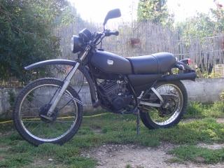 DTMX 125 cc MEMBRES : Personnalisées Dscf8010