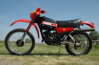 DTMX 125cc Membres / Modèles endurisés Dtmx211