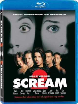 Derniers achats DVD ?? - Page 2 Scream11