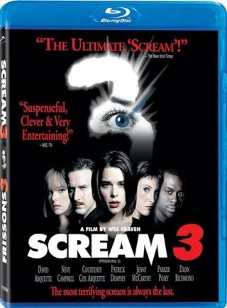 Derniers achats DVD ?? - Page 2 Scream12