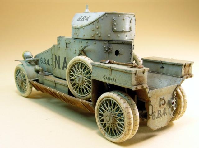 British LANCHESTER - CSM 1/35 Ar110