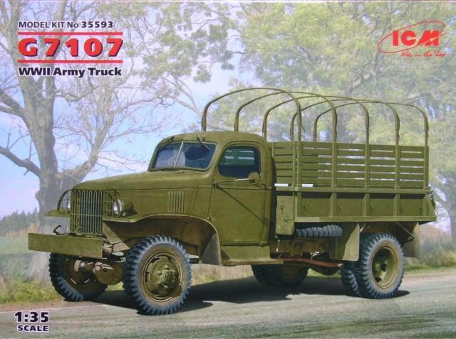 Conversion Tracteur Chevrolet 1/35 Boxart10