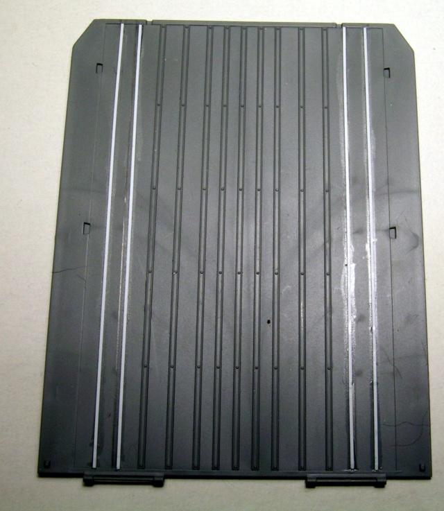 Chevolet G7107 ICM 1/35 Dessus10