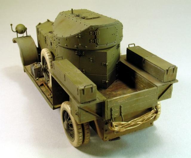 Rolls-Royce Armoured Car Pattern 1914 Finie_15