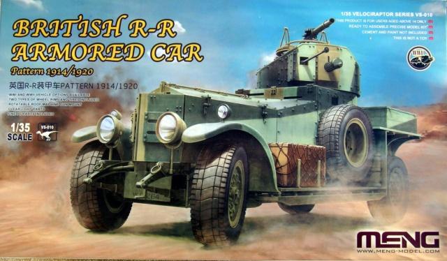 Rolls-Royce Armoured Car Pattern 1914 Rolls_13