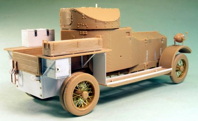 Rolls-Royce Armoured Car Pattern 1914 Rolls_15