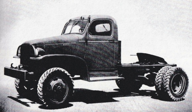 Conversion Tracteur Chevrolet 1/35 Tracte10