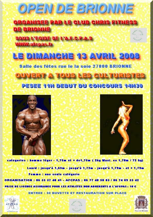 france - A.F.C.P.A.S / WABBA  Open_d11