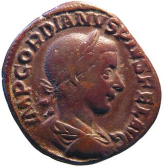 Les 4 libéralités de Gordien III enfin réunies Michau29