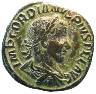 Les 4 libéralités de Gordien III enfin réunies Michau31