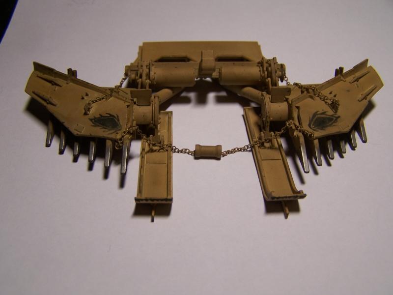M1A1 Mine plow 100_2716